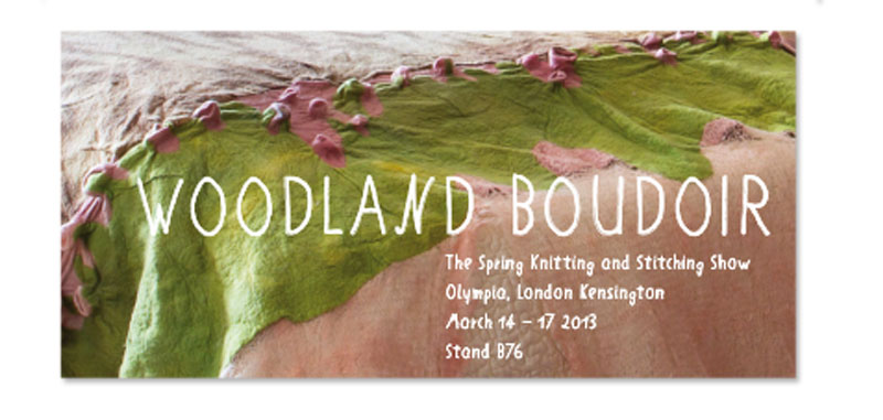 Flyer for WOODLAND BOUDOIR